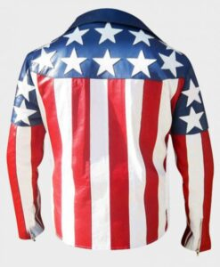 4 July Independence Day USA Flag Jacket