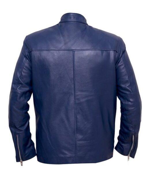 Captain America Bon Jovi Blue Jacket