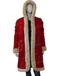 The Christmas Chronicles 2 Mrs. Claus Fur Coat Front