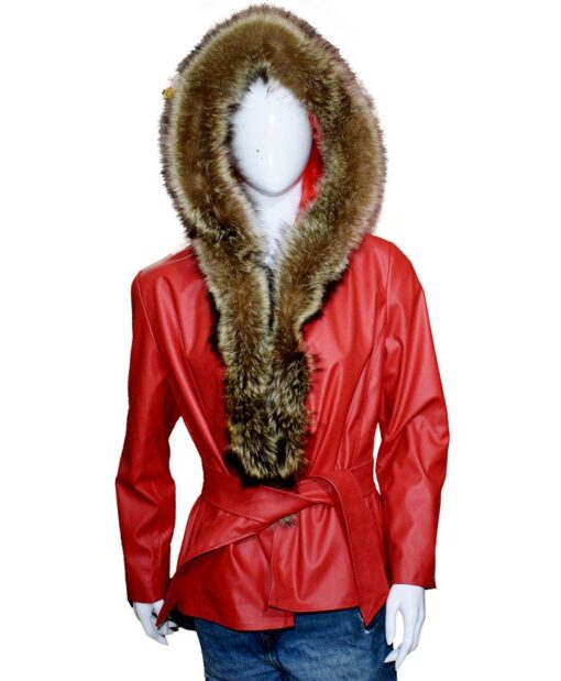 The Christmas Mrs Claus Chronicles Red Parka