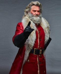 The Christmas Santa Claus Red Coat