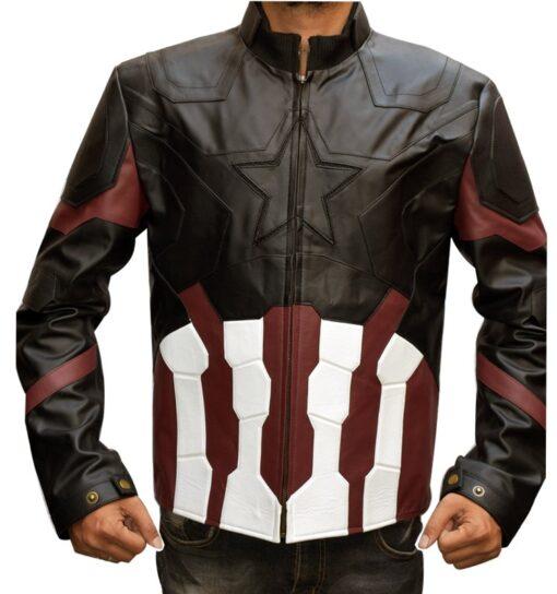 Avengers Infinity War America Jacket