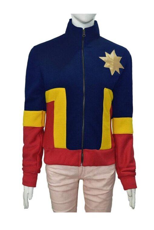 Captain Marvel Theater Cotton Jacket