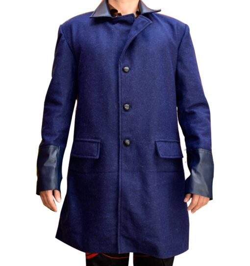 Gotham Bruce Wayne Trench Coat