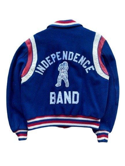 Independence Day Band Varsity Jacket
