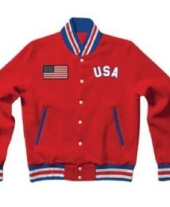 Independence Day Letterman Jacket