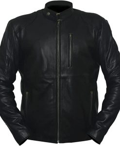 Jeffrey Dean Morgan Biker Jacket