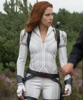 Marvel Movies that Scarlett Johansson Appeared in