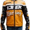 Mens Sensational Chuck Greene Racer Jacket