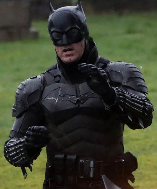 Robert Pattinson Batman Leather Jacket
