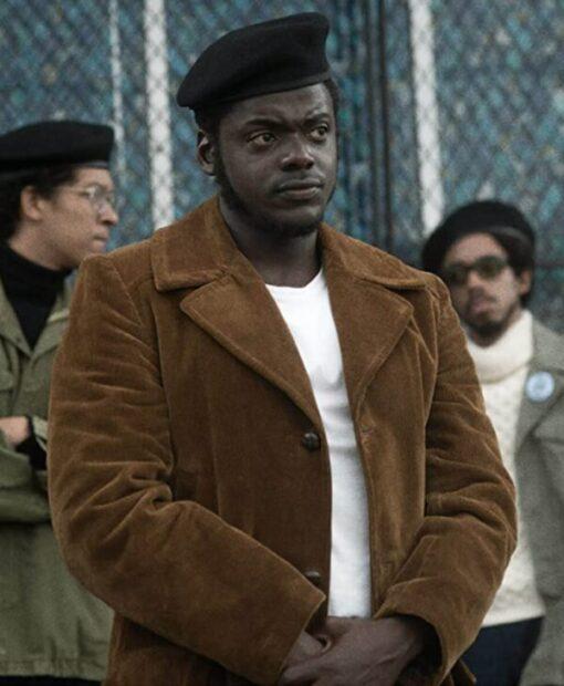 Daniel Judas And The Black Messiah Brown Coat Image