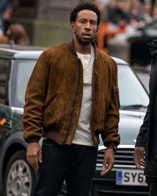 Fast and Furious 9 Tej Bomber Jacket Front Image