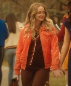 Firefly Lane Kate Orange Jacket