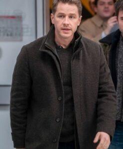 Josh Dallas Manifest Ben Stone Wool Coat