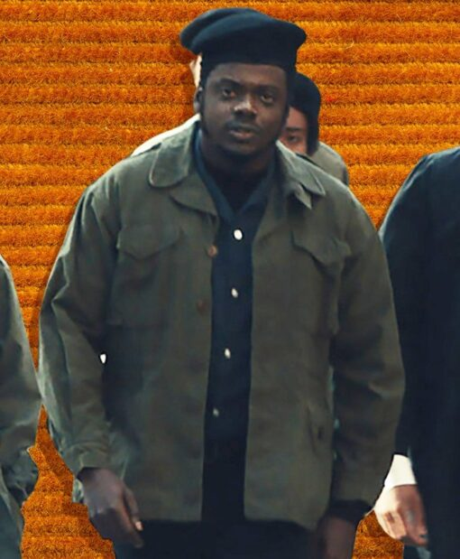 Judas And Black Messiah Fred Green Jacket
