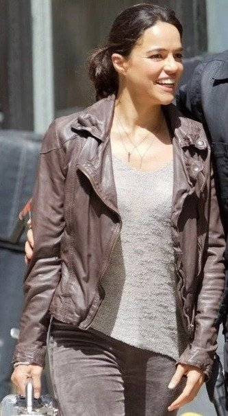 Letty The Fate Of The Furious Leather Jacket Image