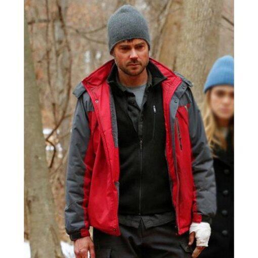 Matt Long Manifest Hooded Jacket Image
