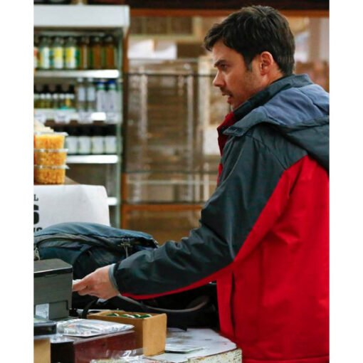 Matt Long Manifest Hooded Jacket Side
