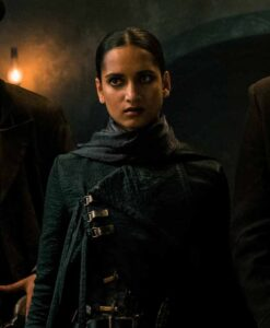 Shadow And Bone Inej Ghafa Black Coat