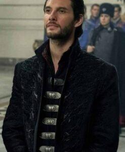 Shadow And Bone Kirigan Black Coat