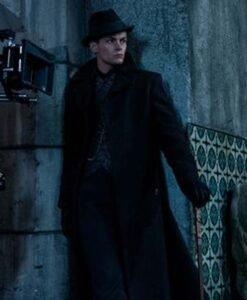 Shadow and Bone Kaz Brekker Black Coat Image