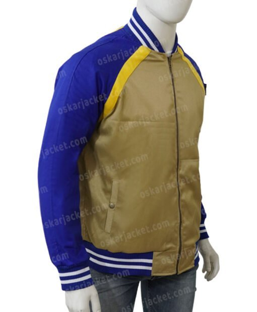 Simu Liu Shang-Chi and the Legend of the Ten Rings Bomber Jacket Right
