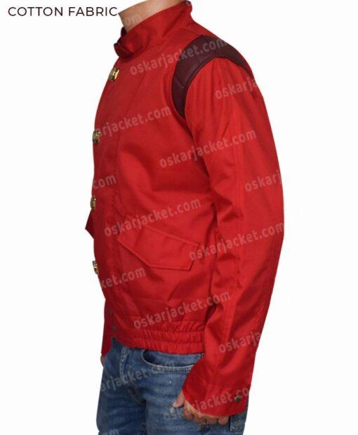 Akira Kaneda Red Capsule Jacket Left