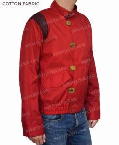 Akira Kaneda Red Capsule Jacket Right