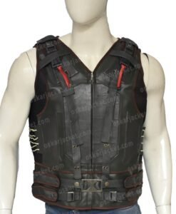 Bane The Dark Knight Rises Tactical Vest Front