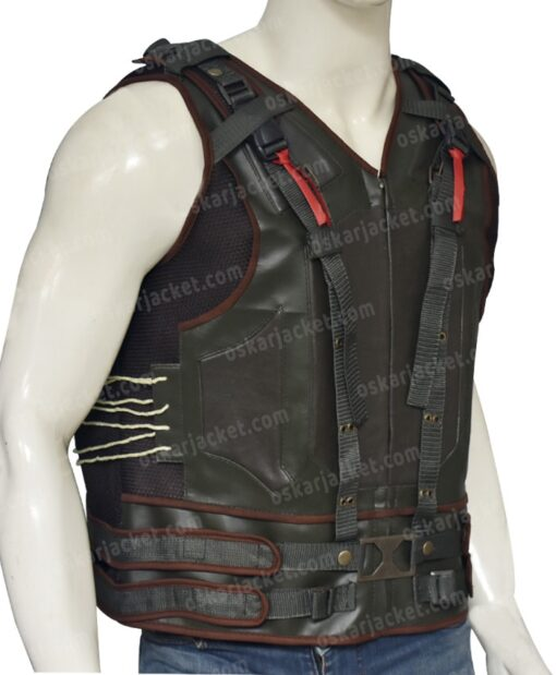 Bane The Dark Knight Rises Tactical Vest Left