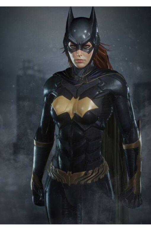 Batman-Arkham-Knight-Batgirl-Jacket