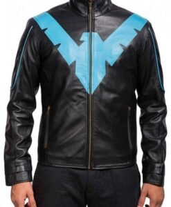 Batman Arkham Knight Nightwing Costume Jacket
