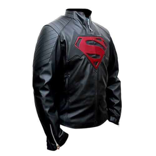 Batman Vs Superman Dawn Of Justice Costume Jacket SIde
