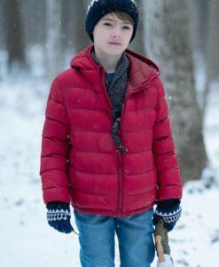 Bode Locke & Key Red Jacket
