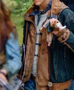 David Ali Rashed Tribes of Europa Cotton Jacket