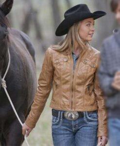 Heartland-Amber-Marshall-Brown-Jacket-1