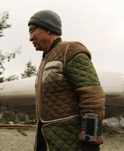 Hiroki Watanabe Lost In Space Coat