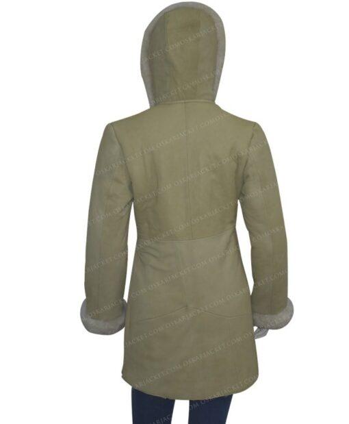 His-Dark-Materials-Dafne-Keen-Beige-Coat Back
