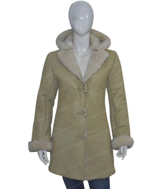 His-Dark-Materials-Dafne-Keen-Beige-Coat Front