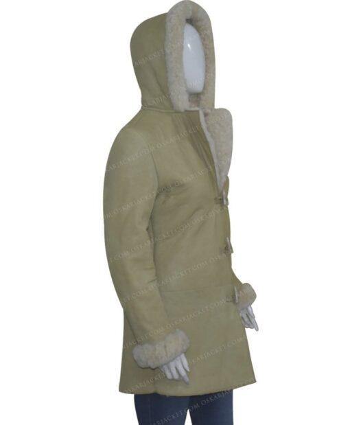 His-Dark-Materials-Dafne-Keen-Beige-Coat Left