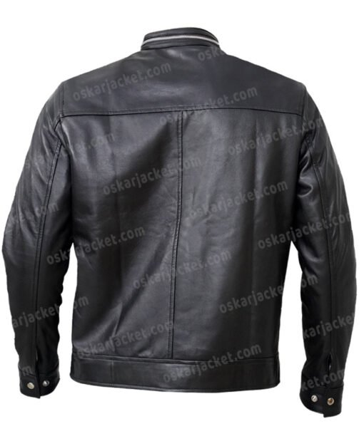 Kevin Pearson This Is Us Justin Black Jacket Back