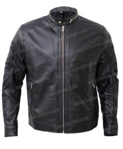 Kevin Pearson This Is Us Justin Black Jacket Front