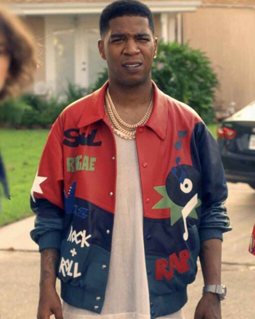 Kid Cudi Bill and Ted Jacket