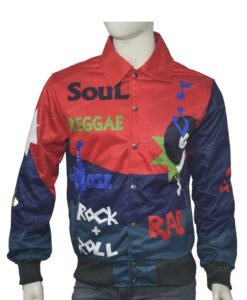 Kid Cudi Bill and Ted Jacket Image