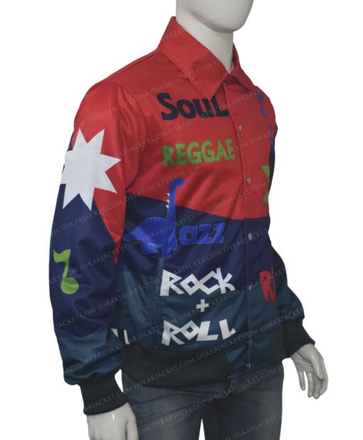 Kid Cudi Bill and Ted Jacket Right