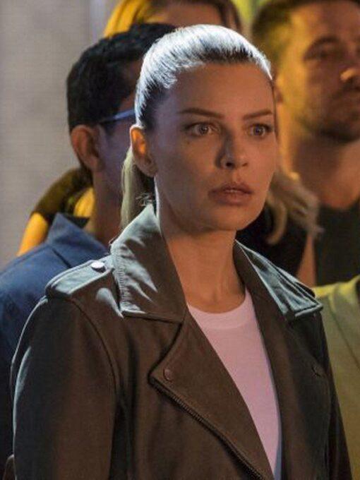 Lauren German Lucifer Brown Leather Jacket 2