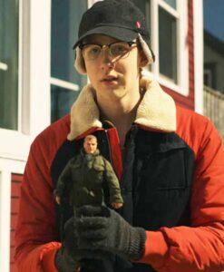 Locke and Key Rufus Whedon Jacket Front