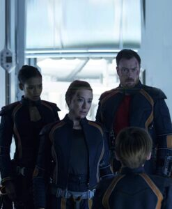 Lost In Space Robinson Family Blue Jacket