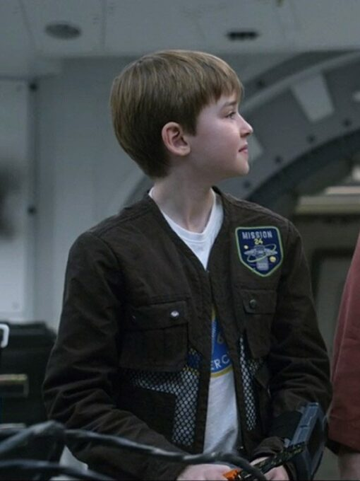 Lost in Space Maxwell Jenkins Jacket