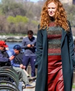 Nicole Kidman The Undoing Blue Trench Coat